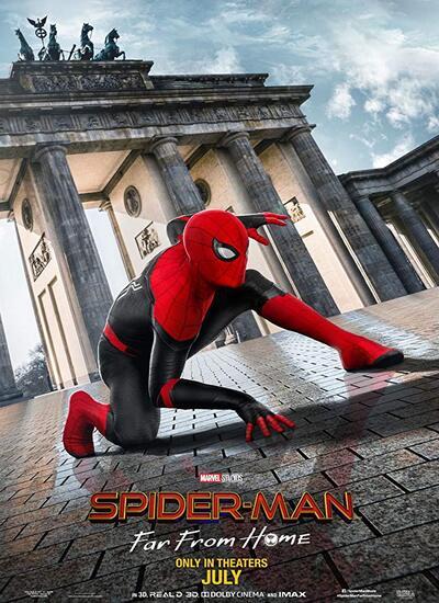 دانلود فیلم مرد عنکبوتی 2019 - دور از خانه (دوبله فارسی)
