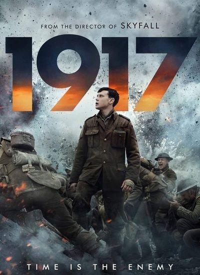 دانلود فیلم ۱۹۱۷ با دوبله فارسی Download 1917 2019