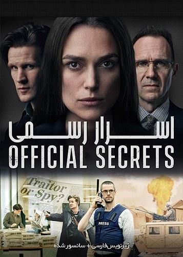 دانلود فیلم official secrets 2019 دوبله فارسی بدون سانسور