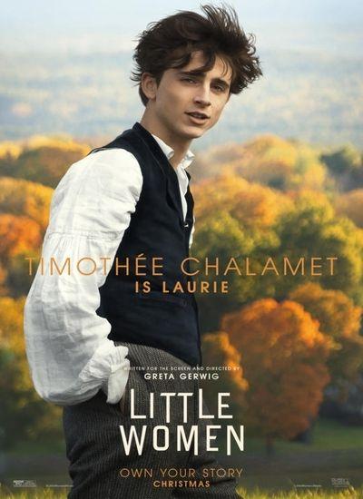 دانلود فیلم Little Women 2019 زنان کوچک با دوبله فارسی