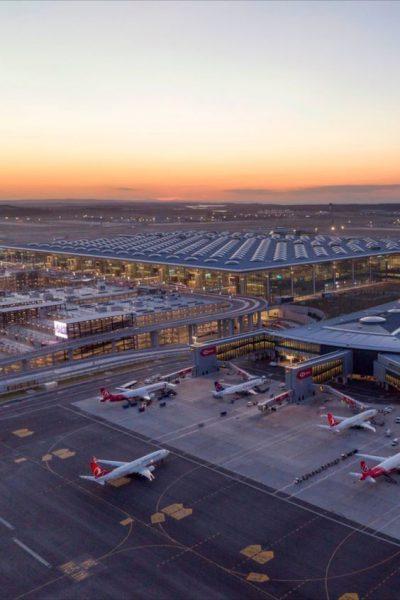 بلیط هواپیما استانبول را از کدام ایرلاین خریداری کنیم؟