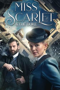 دانلود سریال خانم اسکارلت و دوک Miss Scarlet & the Duke 2020 دوبله فارسی