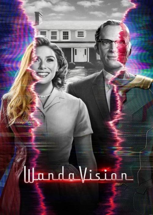 دانلود سریال WandaVision 2021 وانداویژن دوبله فارسی