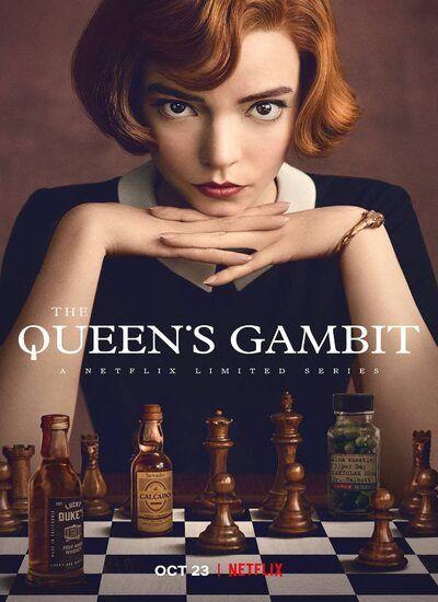 دانلود سریال ملکه شطرنج the queen's gambit 2020 دوبله فارسی