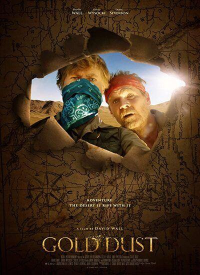 دانلود فیلم Gold Dust 2020 پودر طلا دوبله فارسی