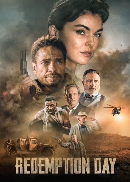 دانلود فیلم Redemption Day 2021 روز رستگاری دوبله فارسی