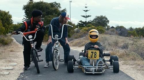 دانلود فیلم گازشو بگیر Go Karts 2020 دوبله فارسی