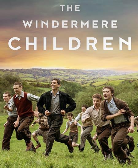 دانلود فیلم بچه های ویندرمر The Windermere Children 2020 دوبله فارسی