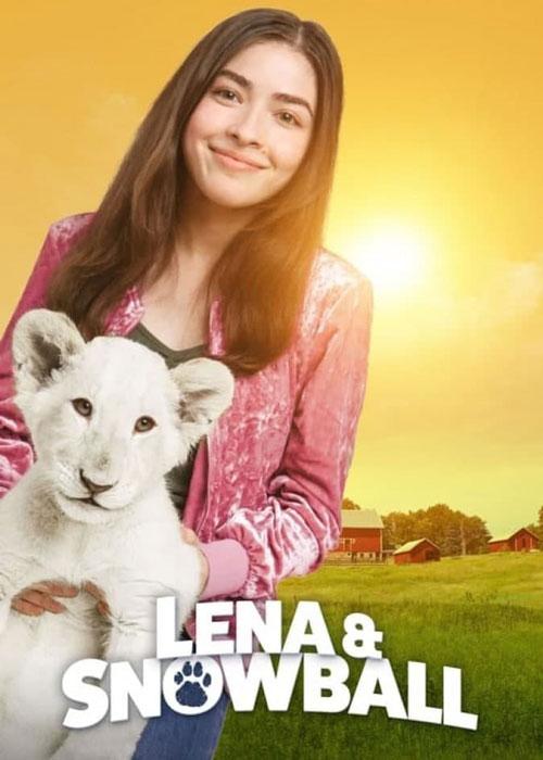 دانلود فیلم لنا و اسنوبال Lena and Snowball 2021