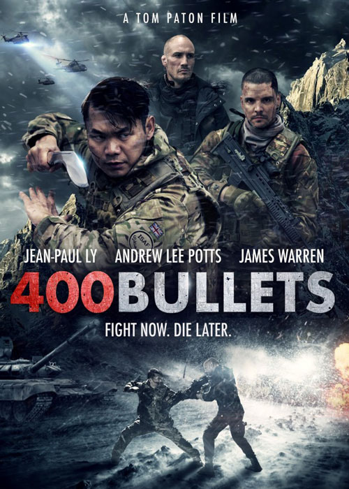 دانلود فیلم ۴۰۰ گلوله ۴۰۰ Bullets 2021