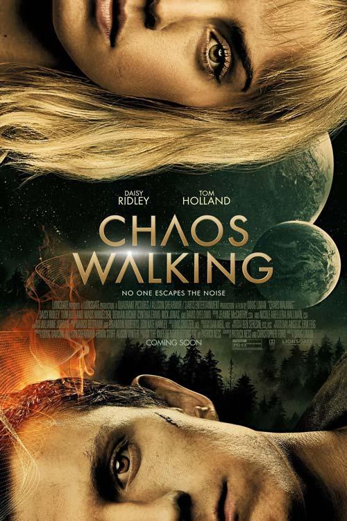 دانلود فیلم Chaos Walking 2021 آشوب مدام