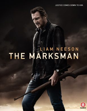 دانلود فیلم The Marksman 2021 تیرانداز