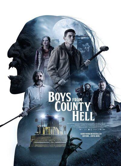 دانلود فیلم پسران روستای جهنمی Boys from County Hell 2021