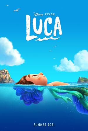 دانلود انیمیشن لوکا Luca 2021