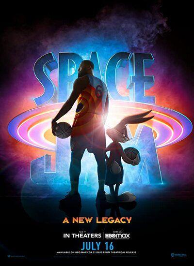 دانلود فیلم هرج و مرج فضایی ۲ Space Jam: A New Legacy 2021