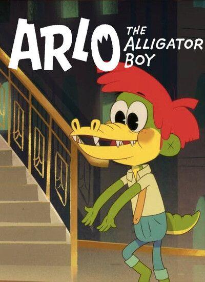 دانلود انیمیشن آرلو پسر کروکودیلی Arlo the Alligator Boy 2021