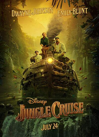 دانلود فیلم جنگل کروز ۲۰۲۱ Jungle Cruise