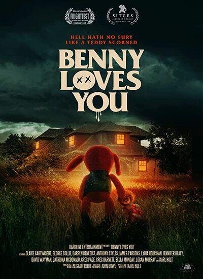 دانلود فیلم Benny Loves You 2021