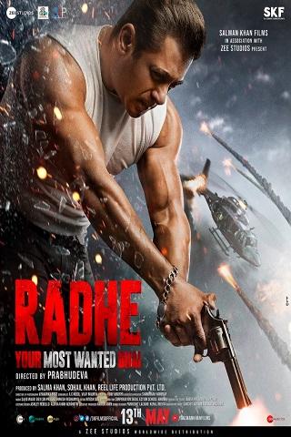 دانلود فیلم Radhe 2021 رادهه