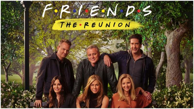 دانلود فیلم Friends: The Reunion 2021 قسمت ویژه سریال فرندز