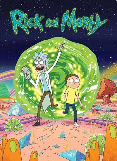 دانلود فصل پنجم انیمیشن ریک و مورتی Rick and Morty 2021