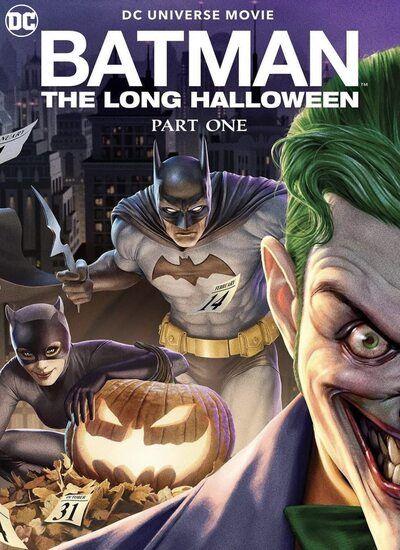 دانلود انیمیشن بتمن: هالووین طولانی ، قسمت اول ۲۰۲۱
