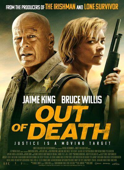 دانلود فیلم Out of Death 2021 فرار از مرگ