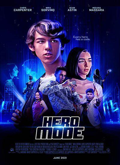 دانلود فیلم حالت قهرمان Hero Mode 2021