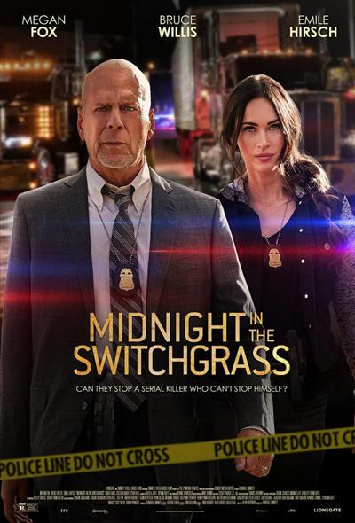 دانلود فیلم نیمه شب در چمن زار Midnight in the Switchgrass 2021 با زیرنویس فارسی چسبیده