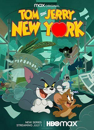 دانلود انیمیشن سریالی تام و جری در نیویورک ۲۰۲۱ دوبله فارسی