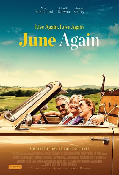 دانلود فیلم دوباره ژوئن June Again 2020