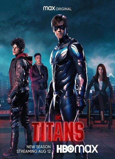دانلود فصل سوم سریال تایتان ها Titans 2021