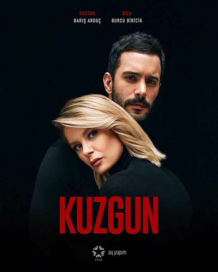 دانلود کامل سریال ترکی کلاغ kuzgun دوبله فارسی