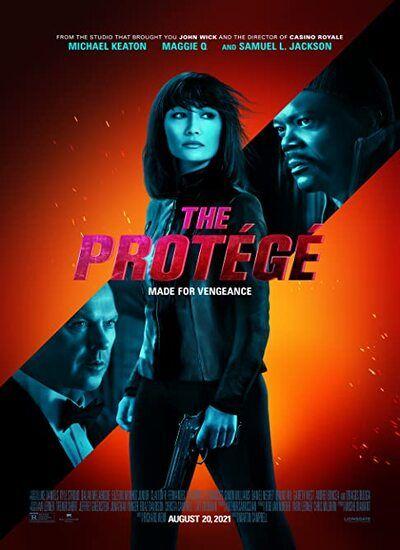 دانلود فیلم محافظ The Protege 2021 زیرنویس فارسی + دوبله فارسی