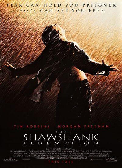 دانلود فیلم رستگاری در شاوشنگ دوبله فارسی The Shawshank Redemption 1994