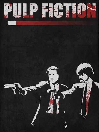 دانلود فیلم داستان عامه پسند Pulp Fiction 1994