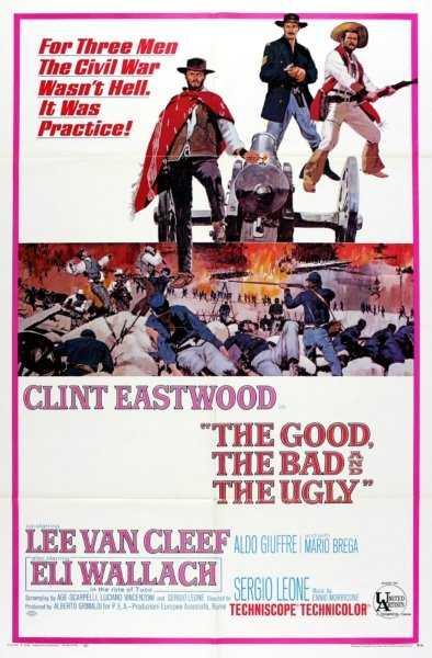 دانلود فیلم The Good, the Bad and the Ugly 1966 خوب بد زشت دوبله فارسی