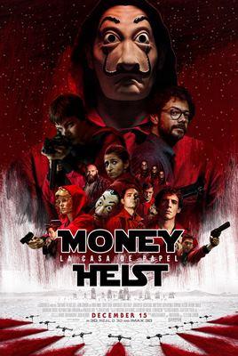 دانلود فصل پنجم سریال مانی هیست Money Heist  2021 خانه کاغذی دوبله فارسی + زیرنویس فارسی