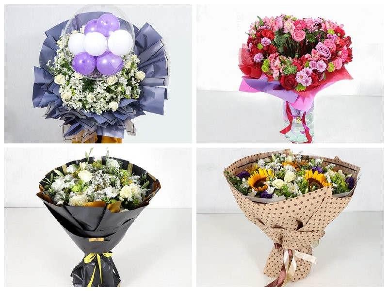 دسته گل یهویی، هدیه ای دلچسب و احساسی