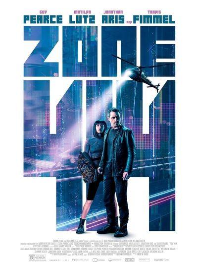 دانلود فیلم منطقه ۴۱۴ Zone 414 2021 دوبله فارسی + زیرنویس فارسی