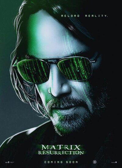 دانلود فیلم ماتریکس 4 The Matrix: Resurrections 2021 دوبله فارسی + زیرنویس فارسی