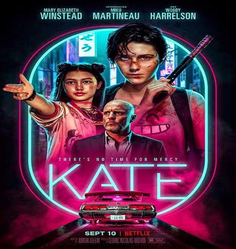 دانلود فیلم کیت Kate 2021 دوبله فارسی + زیرنویس فارسی