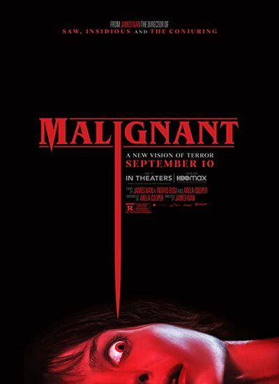 دانلود فیلم بدخیم Malignant 2021 دوبله فارسی + زیرنویس فارسی
