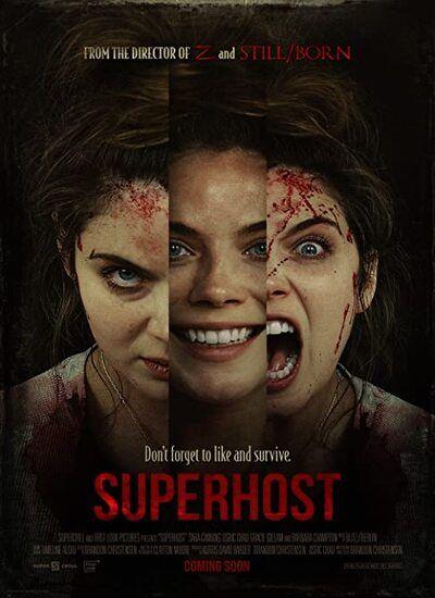 دانلود فیلم سوپرهاست Superhost 2021  دوبله فارسی + زیرنویس فارسی