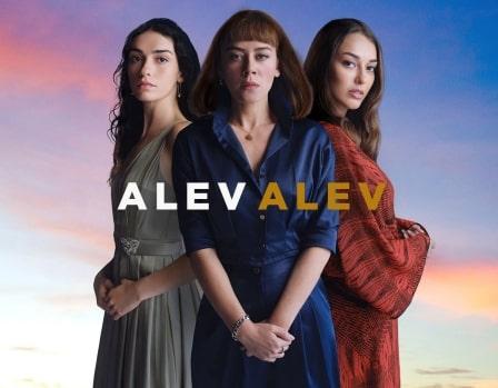 دانلود سریال ترکی شعله ور Alev Alev 2020 دوبله فارسی
