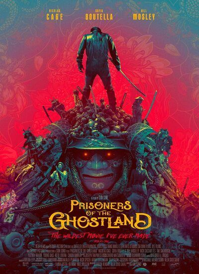 دانلود فیلم زندانیان سرزمین ارواح (شبح)Prisoners of the Ghostland 2021  دوبله فارسی + زیرنویس فارسی
