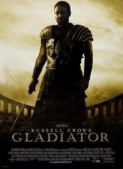دانلود فیلم گلادیاتور دوبله فارسی Gladiator 2000