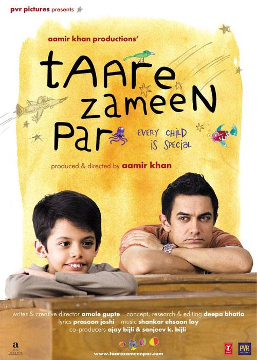 دانلود فیلم هندی ستاره های روی زمین ۲۰۰۷ Like Stars on Earth دوبله فارسی + زیرنویس فارسی