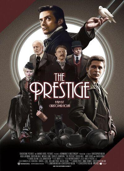 دانلود فیلم حیثیت The Prestige 2006 دوبله فارسی + زیرنویس فارسی