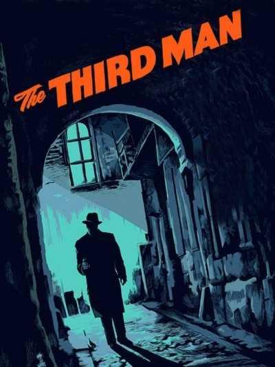 دانلود فیلم مرد سوم  The Third Man 1949 دوبله فارسی + زیرنویس فارسی